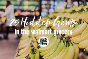 Walmart grocery destin