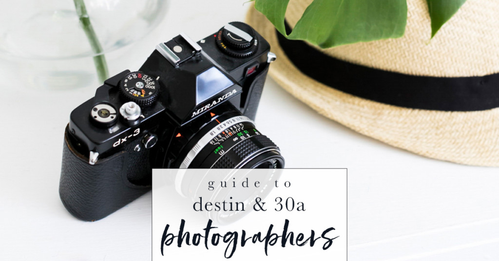Destin 30a Moms Photography Guide