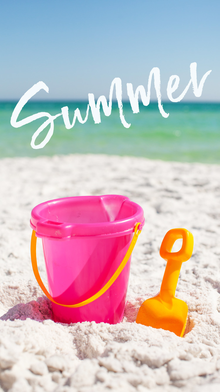 Free Summer iPhone Wallpaper