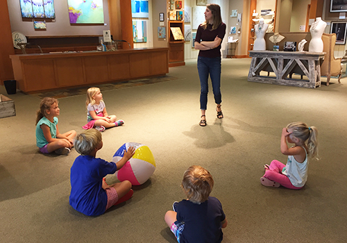 Art Camp In Foster Gallery