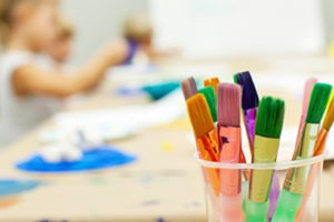Art Brushes Creative Kids camp
