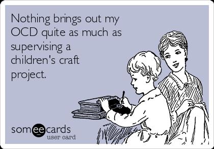 craft ocd