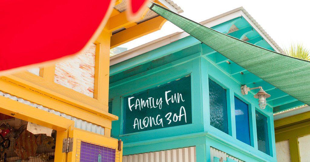 Family Fun on 30A