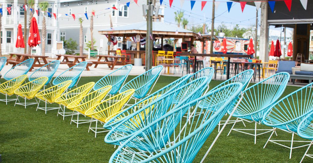 The Hub // summer fun on 30a