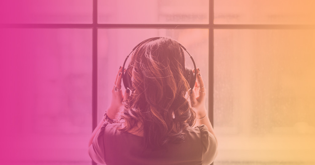 Pod person // podcasts I love
