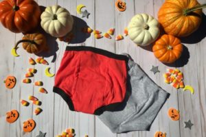 Potty Training Trick or Treat