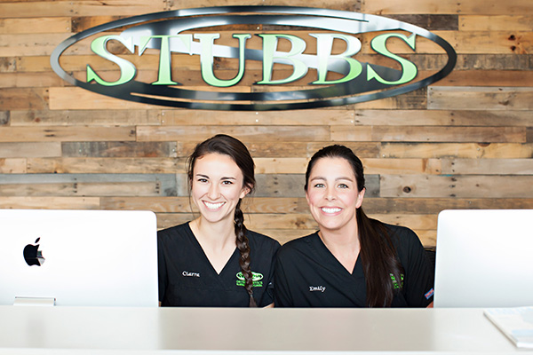 Stubbs Orthodontics Check In