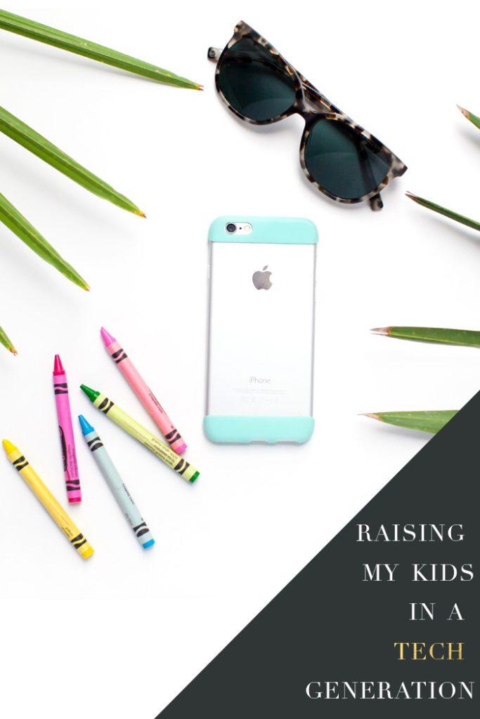 Raising Kids with Tech