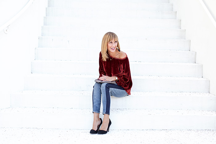 Holiday Looks with Amy Giles of Wardrobe Made Simple