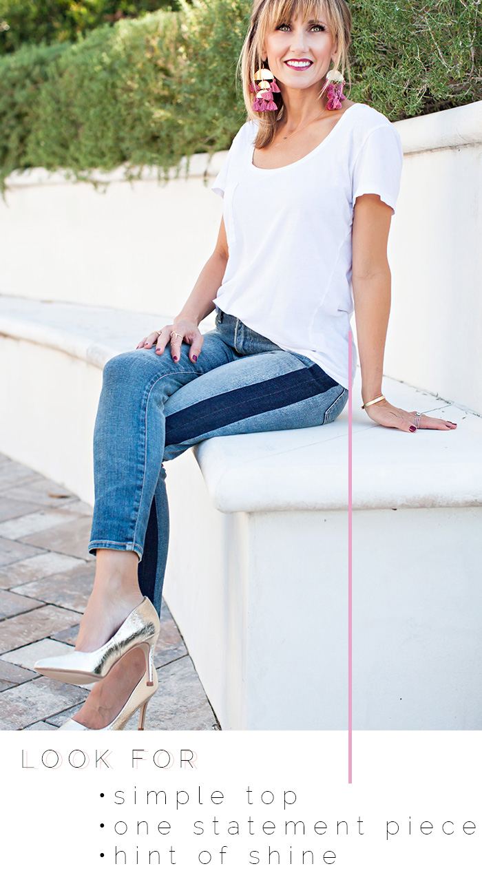 Amy Giles Casual Chic Denim look