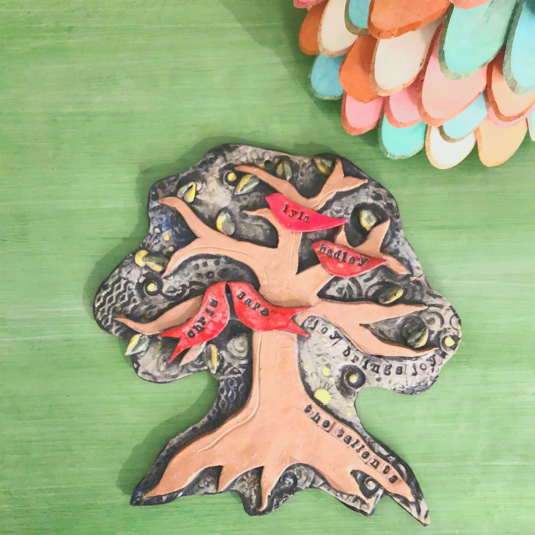 Family Tree By Laurel Siwicki