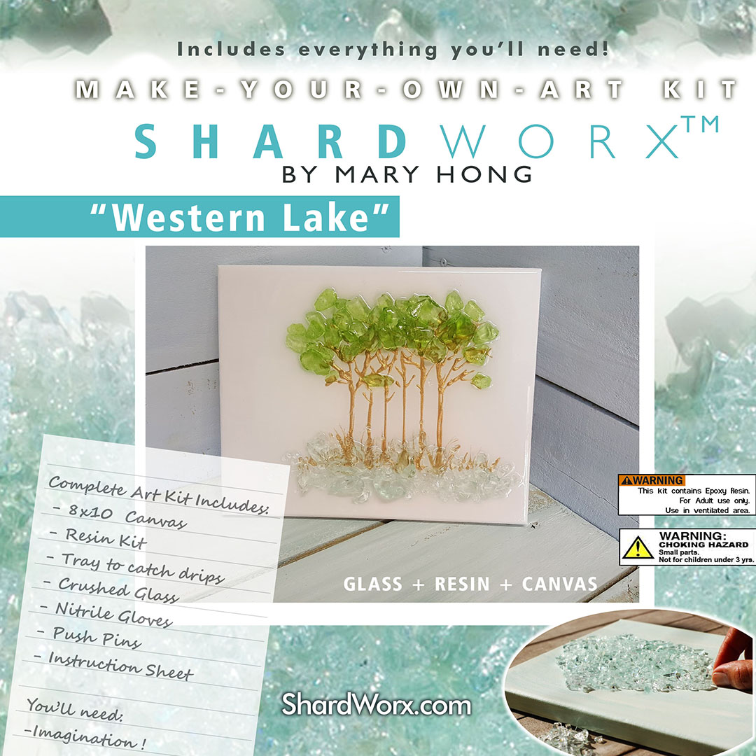 Shard Worx Art Kit