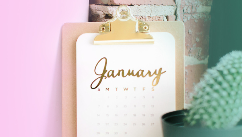Simple Goals for the new year