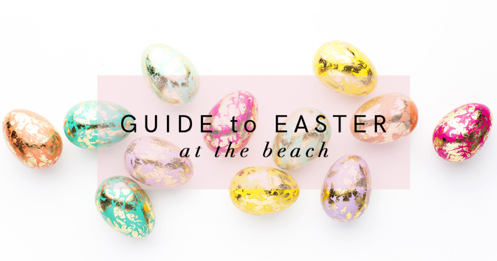 Easter Guide 2018 for Destin 30a