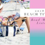 2018 Books (and more) for the Beach