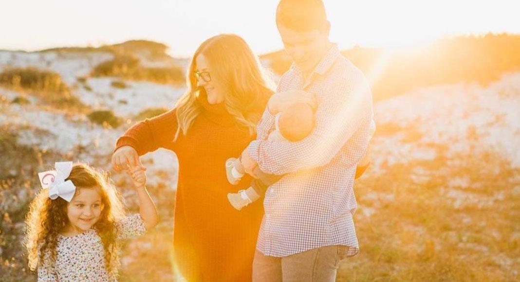Tomlin Family Adoption Picture