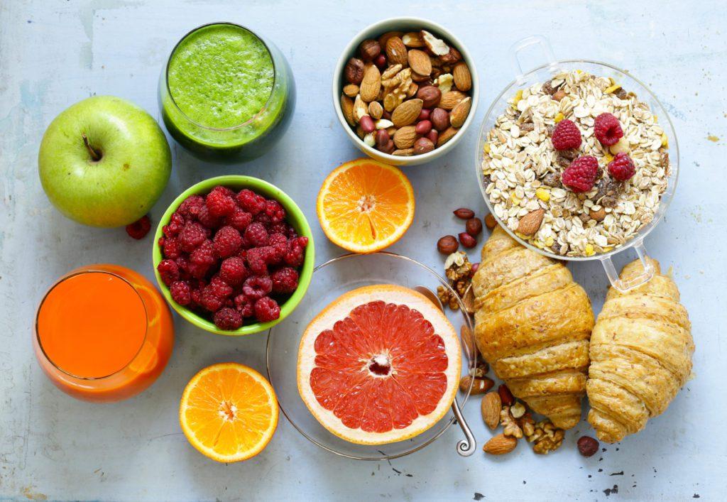 Healthy Living through food