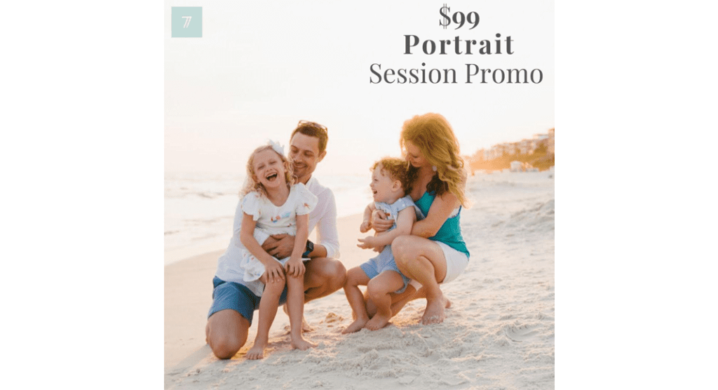 family photoshoot Pure7 Studios