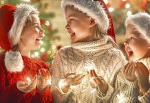childhood expectations vs. parental responsibility during christmas