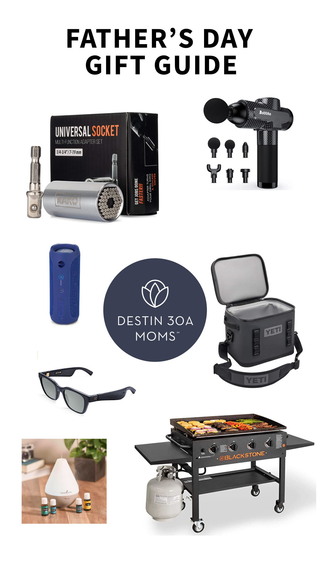 father's day gift guide destin 30a
