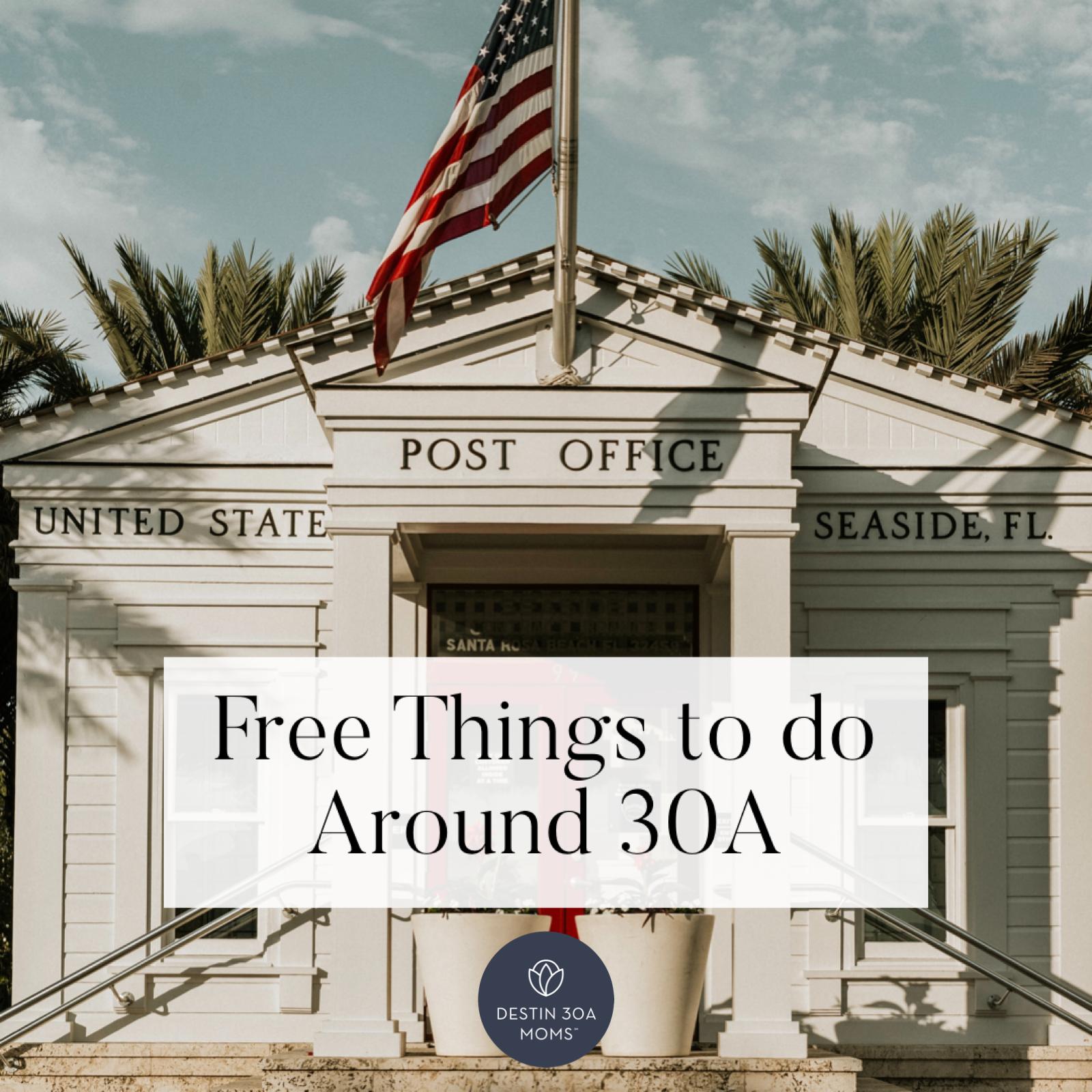 free things to do around 30a