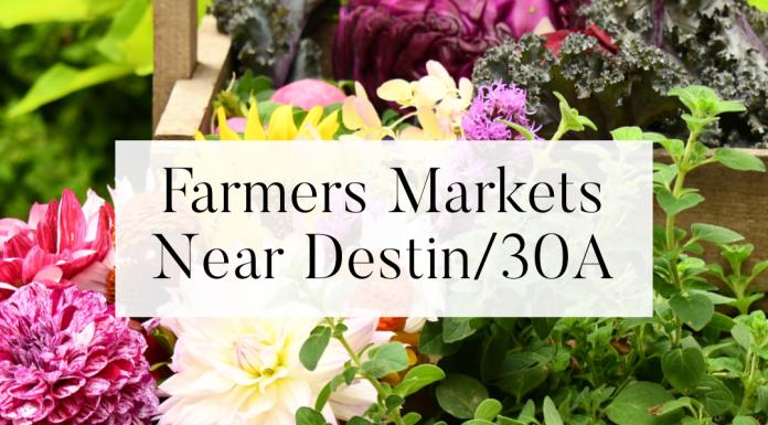 destin 30a farmers market