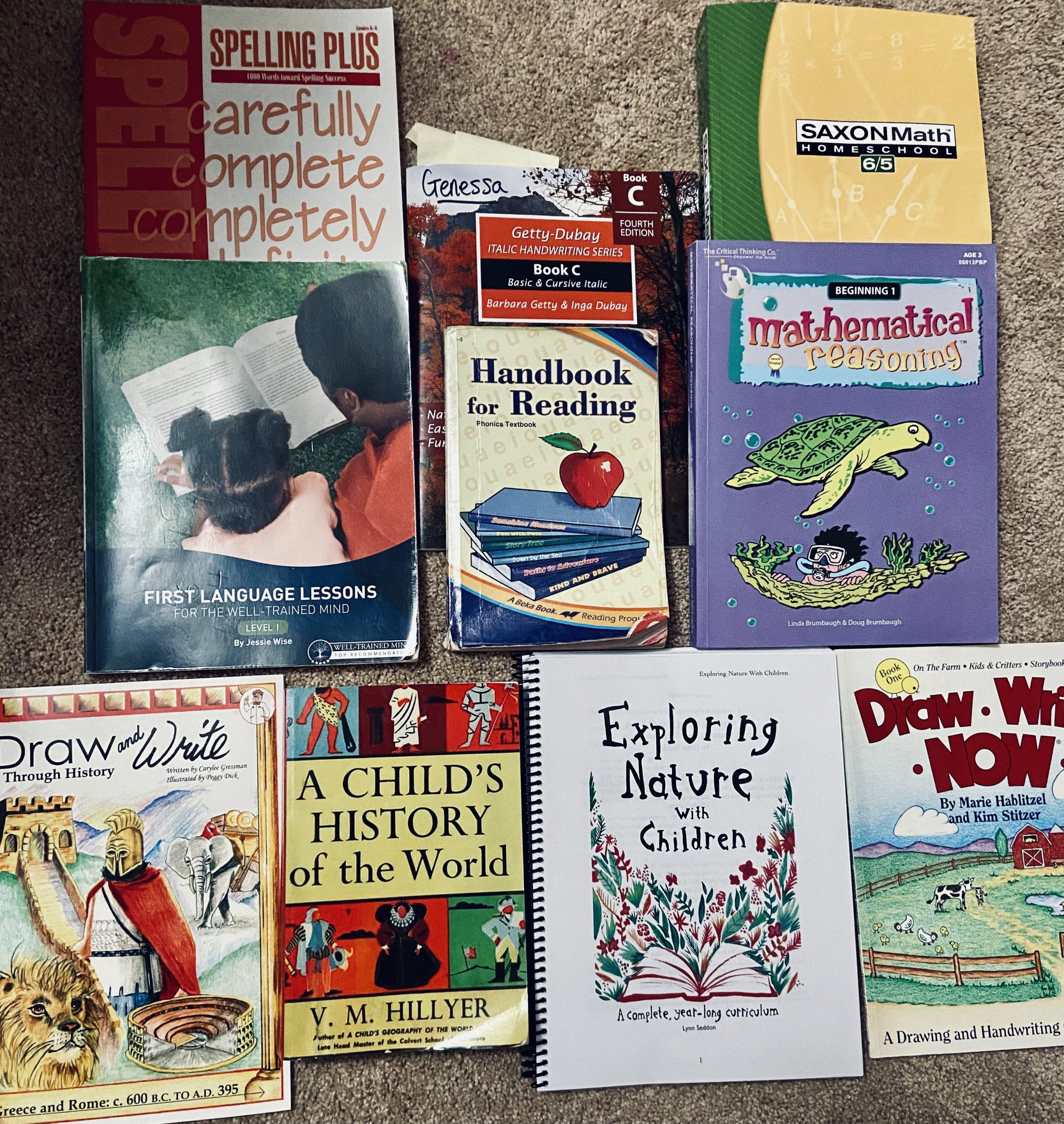 8 Books for a Successful Homeschool Year