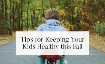 keep your kids healthy